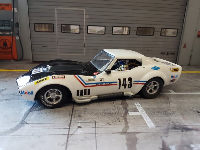 Corvette C3 von Pepe