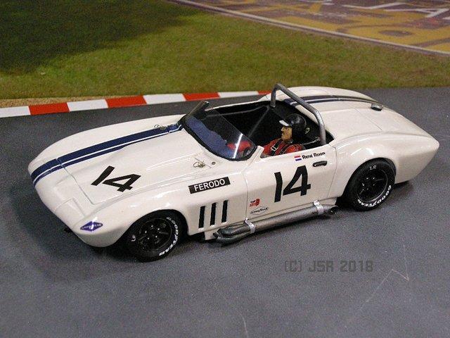 Corvette René Roos